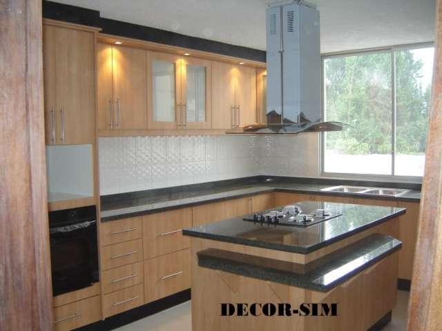 Muebles De Cocinas Modernos. Simple Mobiliario De Cocinas Modernas ...