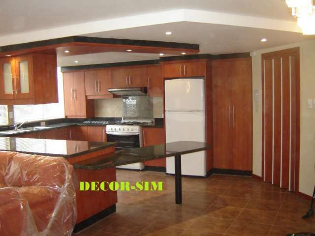 muebles de cocina, closets, baños, puertas principales y de paso en
