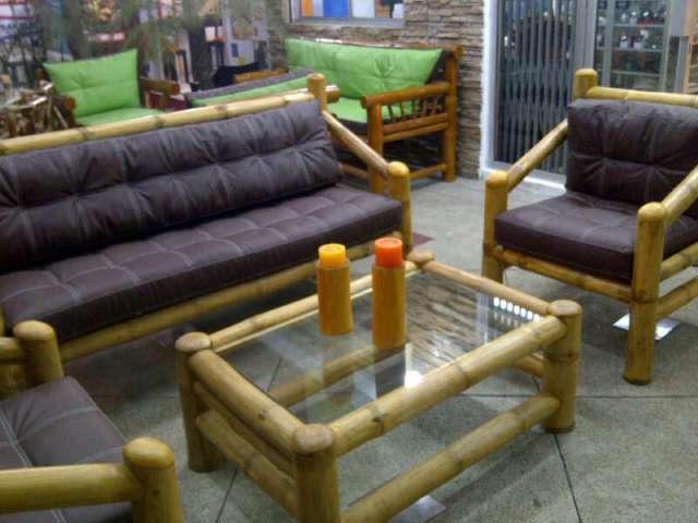 Fotos de veta de muebles de bamb o ca a guadua nuevos en - Muebles de cana de bambu ...
