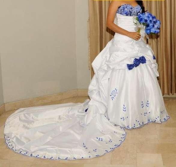 Vestido de novia hermoso y exclusivo a la venta, buen precio ...