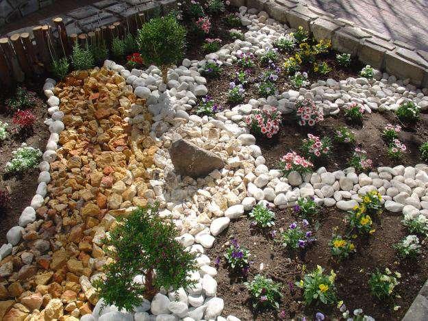 Fotos de la construccion decoraciones de interiores - Decoracion jardines exteriores ...