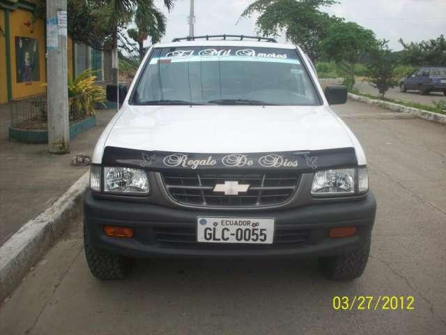 Chevrolet Luv Año 2000 Cabina