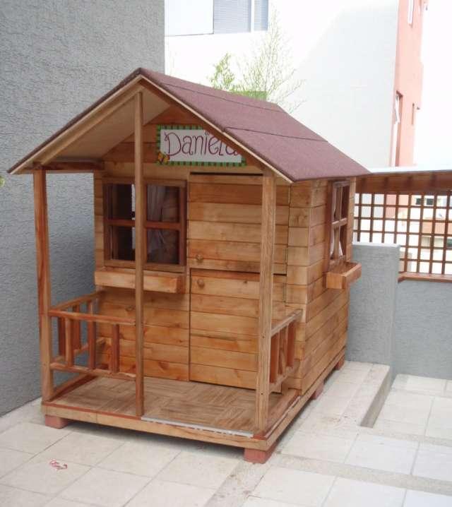 Casitas de madera para ni os ecuador imagui - Casa de palets para ninos ...