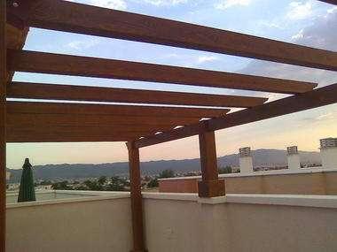 27 original techos de pergolas - Cubiertas para techos ...