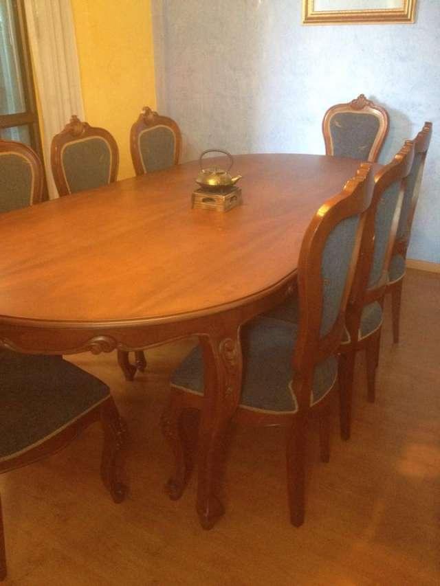 Por viaje vendo mesa de comedor en Ambato - Muebles | 217494