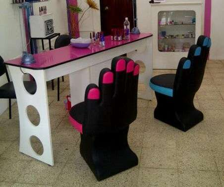 Muebles para salon de belleza en Esmeraldas, Ecuador - Oficinas y locales