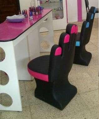 Dorable Muebles De Salón De Belleza Usados ??en Venta Modelo ...