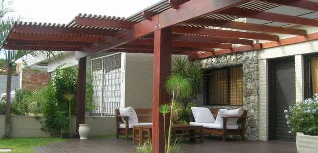 Fotos de Techos domos pergolas policarbonatos cubiertas estru en Quito ...
