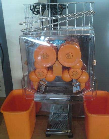 exprimidor de naranjas automatico