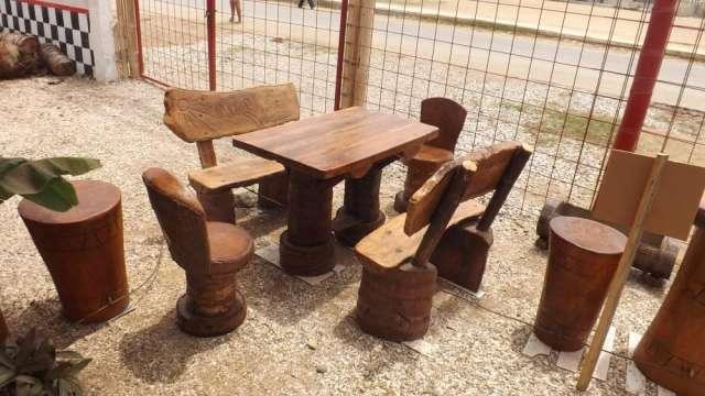 Muebles rusticos meubles naturales en Santa Elena, Ecuador ...