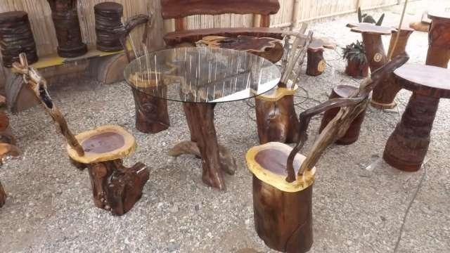 Muebles rusticos meubles naturales en Santa Elena, Ecuador  Muebles