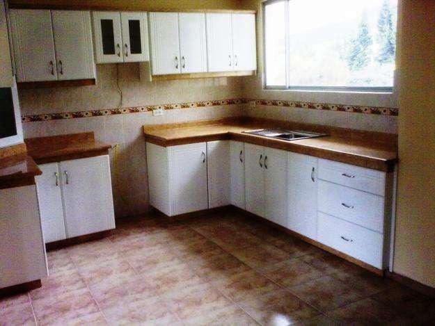 Muebles de cocina de segunda mano en quito ecuador for Muebles de cocina de segunda