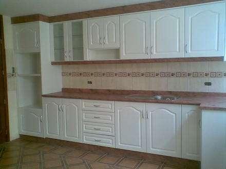 Puertas para cocina y de todo tipo de madera quotes for Muebles de cocina quito ecuador
