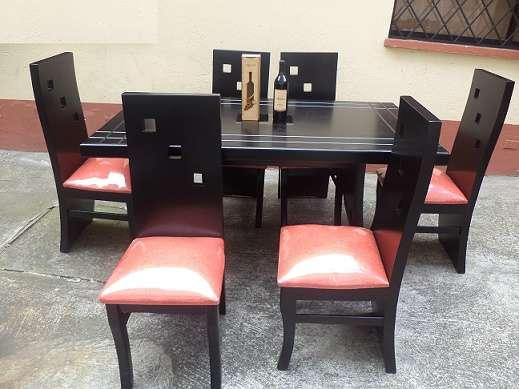 de 6 puestos + obsequio a tan solo $360 en Quito, Ecuador  Muebles