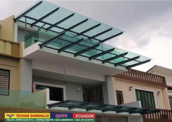 Para techos amazing saln con rayas verticales with para - Claraboyas para techos ...