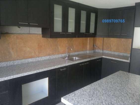 Muebles De Cocina En Paraguay: Modelo cielo achon renov tu ...