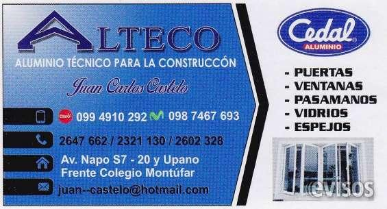 Cortinas De Baño Vidrio Quito:Aluminio y vidrio, alteco, cortinas de baño, vidrios biselados