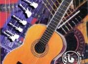 Curso de Guitarra Audiovisual con sus libros varios profesores