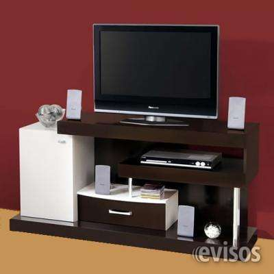 Centro de entretenimiento modernos con sonido - Mesas de television de plasma ...