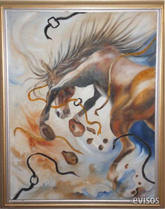 vendo cuadros originales de pintores conocidos - Cuadros Originales