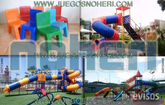 Juegos infantiles exterior noheri sa en Guayaquil Accesorios de