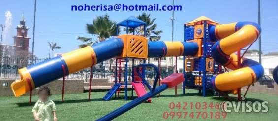 Noherisa juegos infantiles exterior en Guayaquil Accesorios de