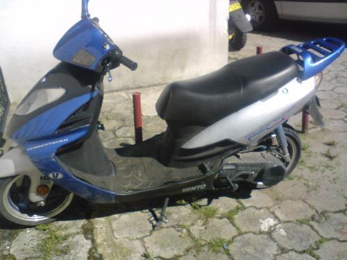 Fotos de Vendo moto 3