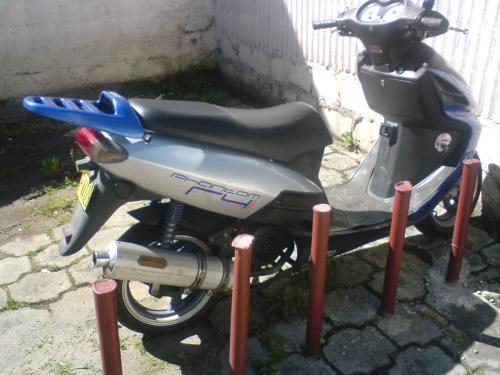 Fotos de Vendo moto 2