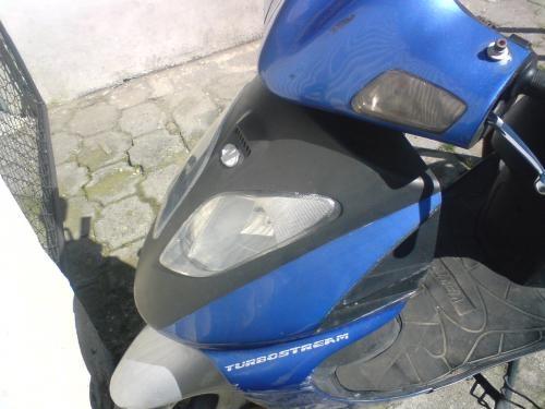 Fotos de Vendo moto 4