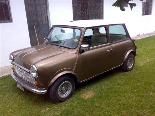 Vendo Mini Austin 81 En Pichincha Autos 16753