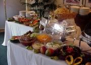 Ecuador buffet