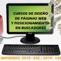 SE DICTAN CURSOS DE PÁGINAS WEB EN QUITO