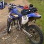 Vendo  moto: YAMAHA WR426F 2002