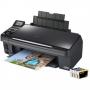 Impreosra Multifuncion Tx400 con sistema de tinta continua y 90ml de tinta