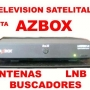 VENDO KIT SATELITAL COMPLETO AZBOX EVO