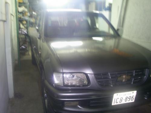 Vendo Camioneta Chevrolet Luv Doble Cabina 4x4 En Pichincha Autos