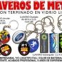 LLAVEROS METAL- VIDRIO LIQUIDO