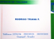 profesor de italiano 6y psicologo clinico