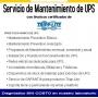 REDES ELECTRICAS SISTEMAS UPS