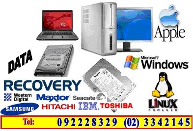 Recuperacion de datos-discos dañados telf:092228329