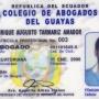 Credenciales o Tarjetas de Identificacion