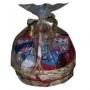 Canastas navideñas y Fundas de caramelos