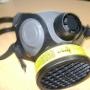 Mascarillas protectoras con filtro industrial