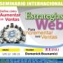 SEMINARIO INTERNACIONAL: ESTRATEGIAS WEB PARA INCREMENTAR LAS VENTAS 2010