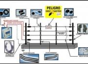 CERCOS ELECTRICOS INSTALACION  y/o  MANTENIMIENTOS SEGURIDAD PERIMETRAL