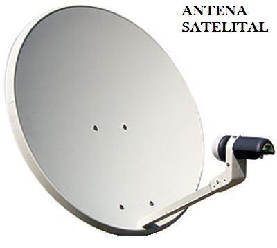 Antenas satelitales un solo pago