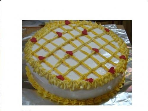 Curso de tortas y bocaditos