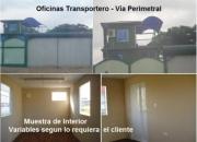 CONSTRUCCION DE OFICINAS  EN CONTENEDORES DE 20FT Y 40FT.