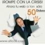 Sitio 50 Tu sitio Web rápido y económico