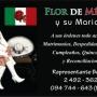 EN QUITO MARIACHI  FLOR DE